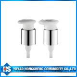 熱い販売法プラスチッククリーム色ポンプ24mm金属のローションポンプ処置のクリームポンプ