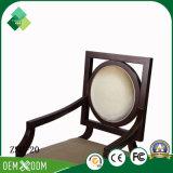 ホテルの食堂(ZSC-20)のための新中国様式型の木の肘掛け椅子