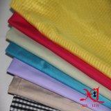 Tessuto di nylon impermeabile del taffettà per giù il tessuto del rivestimento/il tessuto indumento del rivestimento