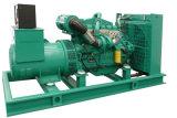 침묵하는 유형 Googol 280kw 250kVA 디젤 엔진 발전기 세트
