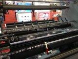 Gute Qualitätspapier-Hochgeschwindigkeitsrollenaufschlitzende Maschine