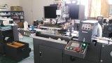 Печатная машина экрана поставщика цены бомбы золотистая