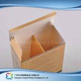 Caja de embalaje de empaquetado de papel de lujo del perfume cosmético del regalo (xc-pbn-020)