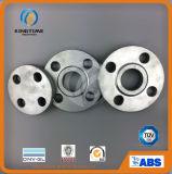 Beleg heißes des Verkaufs-Schwarz-Stahlkohlenstoffstahl-A105 auf Flansch (KT0456)