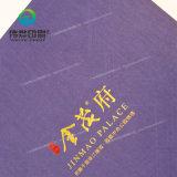 Impression de la brochure à couverture rigide avec estampage à chaud Utilisation pour la promotion