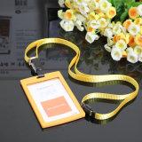 Lanyard colorido con ID Los mejores portadores de tarjeta personalizados Aceptar
