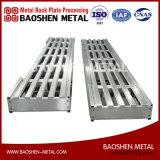 Подгонянная нержавеющая сталь 304 компонента рамки металлического листа подвергли механической обработке изготовлением, котор