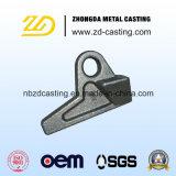 Pezzo fuso di precisione dell'acciaio inossidabile dell'OEM per l'accessorio marino