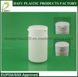 PE 70ml comprimé du vérin de bouteille avec bouchon de découpe