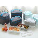 900dはピクニック昼食10201Aのためのオックスフォードファブリッククーラー袋を防水する