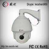 câmera de alta velocidade do CCTV da abóbada do CMOS HD IR do zoom da visão noturna 1.30MP 20X de 100m