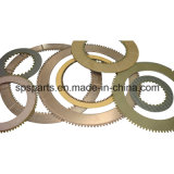 Piezas de freno / Placa de acero / Placa de embrague / Material de fricción / Disco de fricción / Disco de freno / Pieza de automóvil