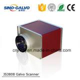 Laser 직물 절단기를 위한 아날로그 이산화탄소 Galvo 스캐너 Js3808