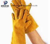 Leer die de Industriële Handschoenen van het Werk lassen