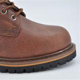 Безопасность Weted Хорош-Года подкладки свиньи кожаный Boots Америка Ufc014