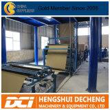 Máquina de articulación de papel para la cadena de producción de la tarjeta de yeso
