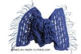 100% laine tissés teints vérifié foulard (AHY70007589)