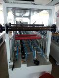 Máquina de envolvimento decorativa do Woodworking do tipo de Mingde do derretimento quente de Pur