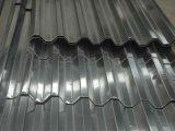 Prezzo ondulato ondulato dello strato della lamiera di acciaio dello strato ondulato del tetto dello zinco