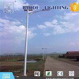 30/40/50/80W 강철 폴란드 태양 LED 가로등