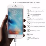 Cable magnética para iPhone y Android cable micro USB del teléfono