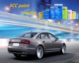 Bonne luminosité Utilisation facile Peinture automobile 1k