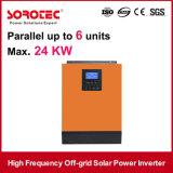 1kVA-5kVA inversor híbrido de energía solar PWM incorporado con RS232