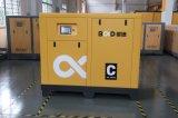 compressore rotativo della vite di 75kw 100HP Pm VSD