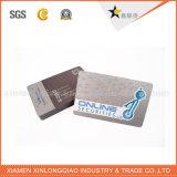 Placa de PVC com plástico feito sob medida personalizado