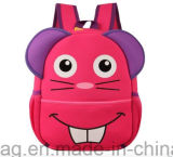 Forme animale Kids Neoprene School Backpack pour enfants