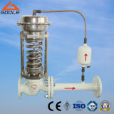 Regulador de pressão de vapor operada por si (Com condensador)