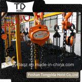 Toyoのチェーン起重機か手動チェーン起重機またはToyoのチェーンブロック2トン