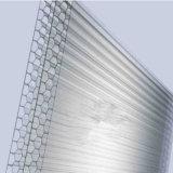 Панели поликарбоната сота Китая покрашенные поставщиком Greenhouse10mm