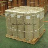 Folha rígida de PVC quente vendida em rolo ou pré-cortada para embalagem, material de capa de papelaria e etc.