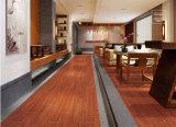 Azulejo de madera al por mayor pulido de la pared de la mirada del material de construcción