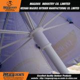 Paraguas de acero de la publicidad al aire libre Sun