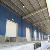 Porte sectionnelle industrielle automatique d'entrepôt