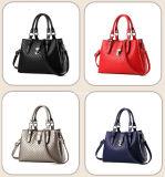 Saco de ombro com novos produtos de várias cores Estilo Simples PU mulheres mala