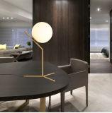 Dekorative moderne fantastische Schreibtisch-Lampen-Glaskugel-Tisch-Lampe für Schlafzimmer