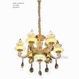 Кристаллический канделябр для светильника освещения дома и гостиницы
