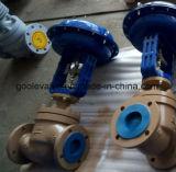 Kugel-Typ pneumatisches Druckregelung-Ventil (ZJHP)