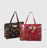 La course multifonctionnelle en gros composent le sac clair de produit de beauté de PVC de jeux de sac