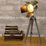 Hight Quanlity Modern Tripod de madeira lâmpada de assoalho para decoração do projeto
