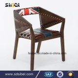 Présidence en bois antique et Hotsale de café de présidence dinant la présidence Sbe-Cy0341