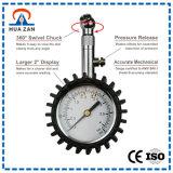 Manometer van de Druk van de Lucht van de Fabrikant van de Manometers van het Gas van de douane de In het groot Analoge