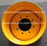 Стальная промышленная оправа колеса (8.25X16.5) для Skidsteer
