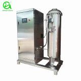 De grote Industriële 1kg Generator van het Ozon voor de Gemeentelijke Behandeling van het Afvalwater
