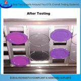 Equipamento de teste do laboratório acelerado resistindo à câmara UV do teste da máquina do envelhecimento