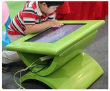 43 Kiosk van de Vertoning van het Comité van de Lijst LCD van de Koffiebar van de Informatie van het Scherm van de Aanraking van de duim de Slimme Infrarode of Capacitieve Touchscreen van de Monitor Interactieve,