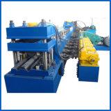 Chaîne de production de rouleaux de gouttière d'eau en métal et de formage